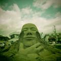 写真: 78 河原子海岸  ひたちサンドアートフェスティバル