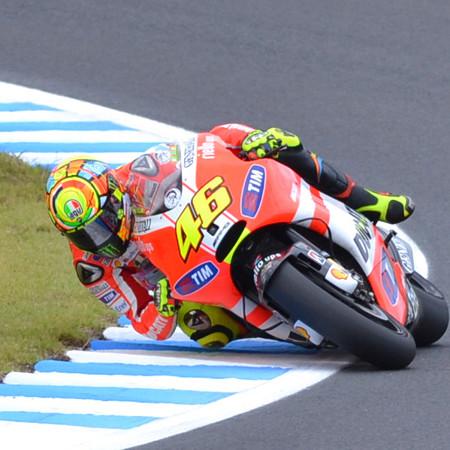 MotoGP2011もてぎS字