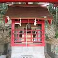 写真: 27.12.1白鳥稲荷神社