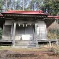 写真: 27.12.27熊野神社