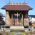写真: 27.12.27小力神社
