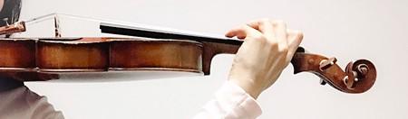 中野・江古田 バイオリン 個人レッスン ヴィオラ 吉瀬弥恵子 ワイズ音楽教室 床と平行に楽器を持つと