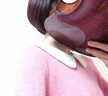 中野・江古田 バイオリン 個人レッスン ヴィオラ 吉瀬弥恵子 ワイズ音楽教室 肩当ての探し方