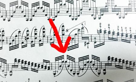 中野・江古田 バイオリン 個人レッスン ヴィオラ 吉瀬弥恵子 ワイズ音楽教室 ダウンスタッカートのやり方
