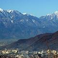 甲斐駒ヶ岳と鳳凰三山