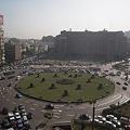 Photos: タハリール広場を俯瞰