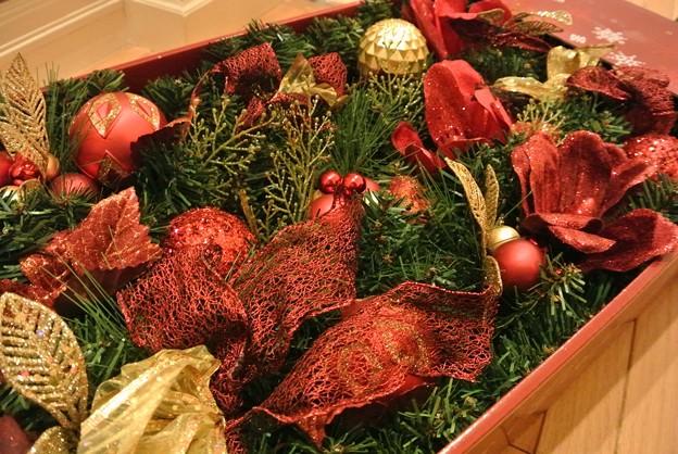 コストコクリスマスガーランド2