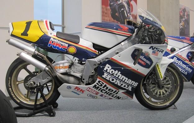 写真: 26 1989 Rothmans HONDA NSR500 Eddie Lawson ロスマンズ ホンダ エディー・ローソン IMG_7895