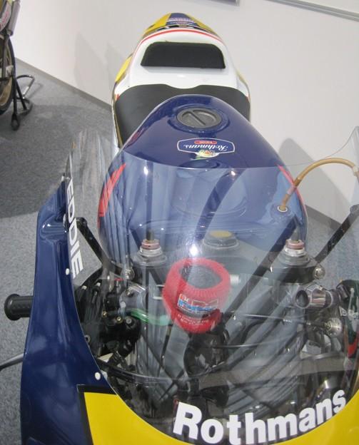写真: 32 1989 Rothmans HONDA NSR500 Eddie Lawson ロスマンズ ホンダ エディー・ローソン IMG_7905