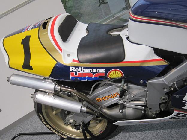 写真: 43 1989 Rothmans HONDA NSR500 Eddie Lawson ロスマンズ ホンダ エディー・ローソン IMG_7901