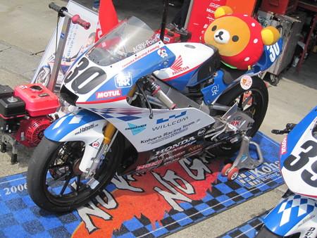 岡崎静夏 HONDA NSF250R Kohara MFJ 全日本ロードレース J-GP3 SUPERBIKE もてぎ jrr IMG_8068