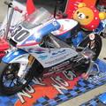 写真: 岡崎静夏 HONDA NSF250R Kohara MFJ 全日本ロードレース J-GP3 SUPERBIKE もてぎ jrr IMG_8068