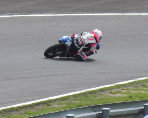 Photos: 岡崎静夏 HONDA NSF250R Kohara MFJ 全日本ロードレース J-GP3 SUPERBIKE もてぎ jrr IMG_5765
