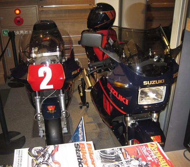 01 1986 SUZUKI RG500γ ganma スズキ ガンマ 水谷勝 Masaru Mizutani 全日本ロードレース jrr IMG_9826