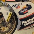 写真: IMG_3937 1989 Rothmans HONDA NSR500 Eddie Lawson ロスマンズ ホ