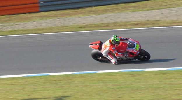 写真: 2 35 Cal CRUTCHLOW Ducati Japan motogp motegi IMG_3146