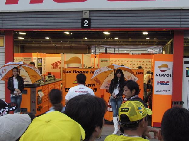写真: 2_Repsol Honda Team_IMG_2463