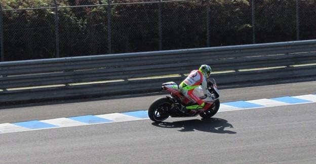 写真: 2 29 Andrea IANNONE Pramac Ducati Japan  motogp motegi もてぎ 2014 IMG_2730