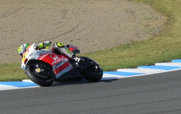 写真: 2 29 Andrea IANNONE Pramac Ducati Japan  motogp motegi もてぎ 2014 IMG_3064