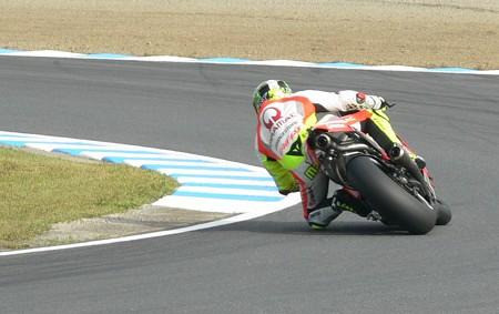 2 29 Andrea IANNONE Pramac Ducati Japan  motogp motegi もてぎ 2014 P1360699