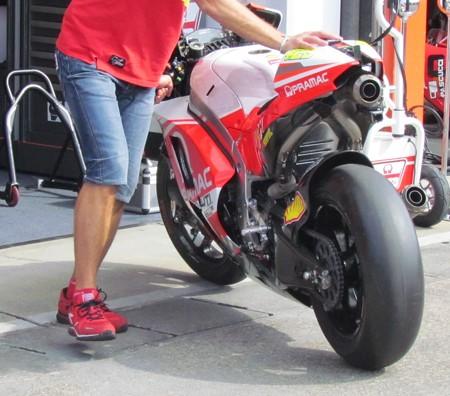 2 29 Andrea IANNONE Pramac Ducati Japan  motogp motegi もてぎ 2014 IMG_1961