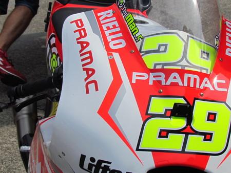 2 29 Andrea IANNONE Pramac Ducati Japan  motogp motegi もてぎ 2014 IMG_1962