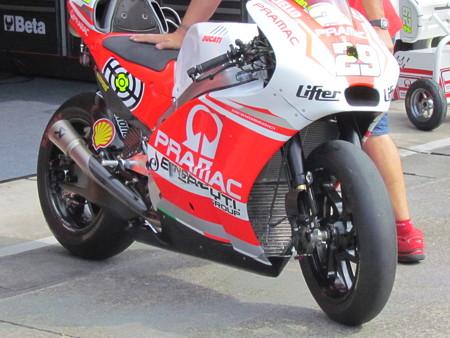 2 29 Andrea IANNONE Pramac Ducati Japan  motogp motegi もてぎ 2014 IMG_1964