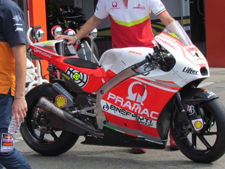 2 29 Andrea IANNONE Pramac Ducati Japan  motogp motegi もてぎ 2014 IMG_1967