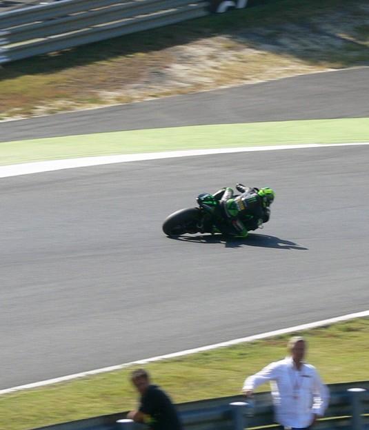 写真: 2 Pol ESPARGARO  Monster Yamaha Tech 3 Yamaha MotoGP もてぎ P1370331