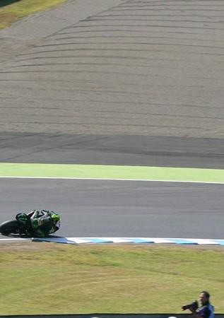 2 Pol ESPARGARO  Monster Yamaha Tech 3 Yamaha MotoGP もてぎ P1370332