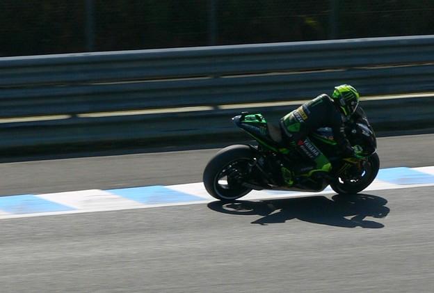 写真: 2 Pol ESPARGARO  Monster Yamaha Tech 3 Yamaha MotoGP もてぎ P1370329