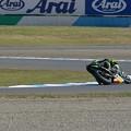 写真: 2 Pol ESPARGARO  Monster Yamaha Tech 3 Yamaha MotoGP もてぎ P1350739