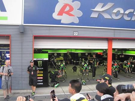 2 Pol ESPARGARO  Monster Yamaha Tech 3 Yamaha MotoGP もてぎ IMG_0040