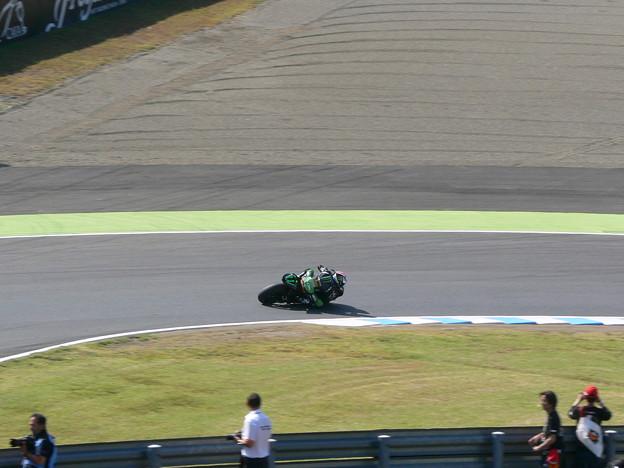 写真: 2 38 Bradley SMITH ブラッドリー スミス  Monster Yamaha Tech 3 MotoGP もてぎ P1370300