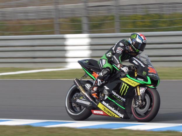 写真: 2 38 Bradley SMITH ブラッドリー スミス  Monster Yamaha Tech 3 MotoGP もてぎ IMG_2048