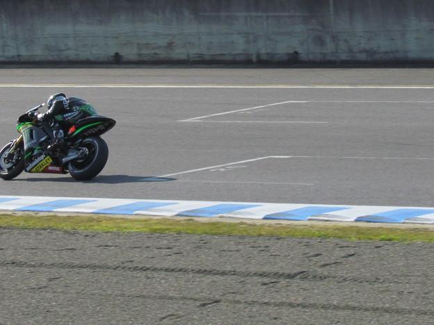 2 38 Bradley SMITH ブラッドリー スミス  Monster Yamaha Tech 3 MotoGP もてぎ IMG_3181