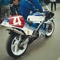 Photos: 1987 HONDA NSR250 Masaru Kobayashi 小林大 味の素ホンダ