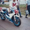 写真: 1987 SUZUKI RG-γ500  TT F-1 島田進