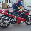 1987 SUZUKI RGV_Γガンマ XR72 Masaru Mizutani 水谷勝 2