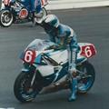写真: 1987 YAMAHA YZR500 藤原儀彦