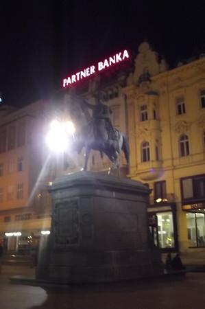 クロアチア・ザグレブ1014